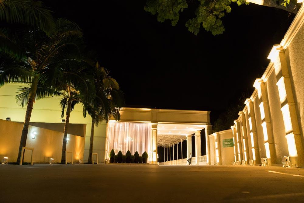 Espaço para eventos em Curitiba - Nuvem de Coco